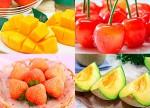旬の果物・野菜(フルーツ・果実)をご紹介!