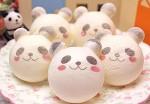 パンダさん スイーツ特集 シンシンちゃん 赤ちゃん おめでとう!