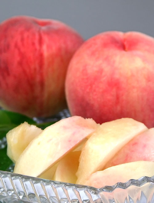 桃の写真1