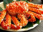 タラバガニ(蟹)