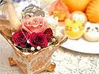 焼き菓子とお花(フラワー)セット